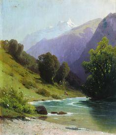 горы в изображении художников 19 в: 18 тыс изображений найдено в Яндекс.Картинках
