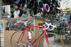 1987 De Rosa Eddy Merckx \http://wayofthebicycle.com/2014/04/23/de-rosa-wednesday-bike-pron-no-10/ See more pics at the link!