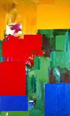 Elysium - Hans Hofmann - 1960 - Blanton Museum of Art Joan Mitchell, Helen Frankenthaler, Robert Rauschenberg, Abstract Painters, Abstract Art, Blanton Museum, Hans Hofmann, Modern Art, Contemporary Art