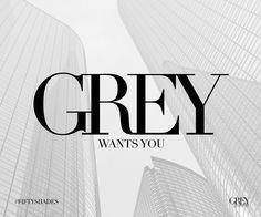 Have you got what it takes? Grey Enterprises is looking for eager individuals for its Internship Program. http://internship.greyenterprisesholdings.com #FiftyShades #GreyInterns