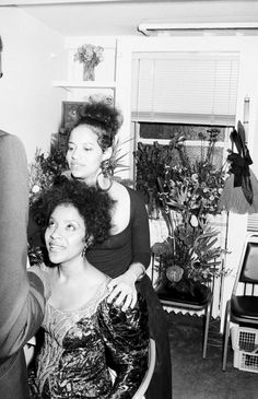 I think its high time these 2 were knighted. Dame Debbi and Dame Phylicia plzthankz