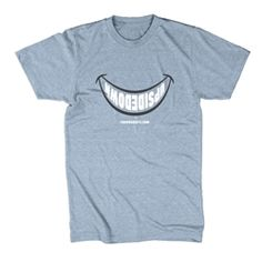 """This """"Upside Down 2"""" shirt promotes the excellence of your practice's work while your patients wear a stylish t-shirt promoting your practice! Premium shirts are super soft with a vintage look that your patients will actually wear!"""