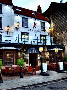 The Pier public house, Pier road, Whitby. Thanks for sharing Yorkshire Picture Post