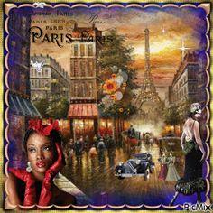 Portrait Paris