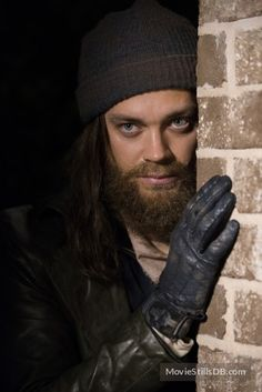 """The Walking Dead"" Tom Payne"