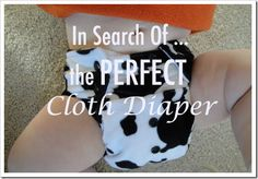 """BEST SITE for 101 on Cloth Diapering! Videos for """"kind of cloth diaper"""" as well as brands! GREAT INFO for research! You are very educated after reading this site and watching her videos!"""