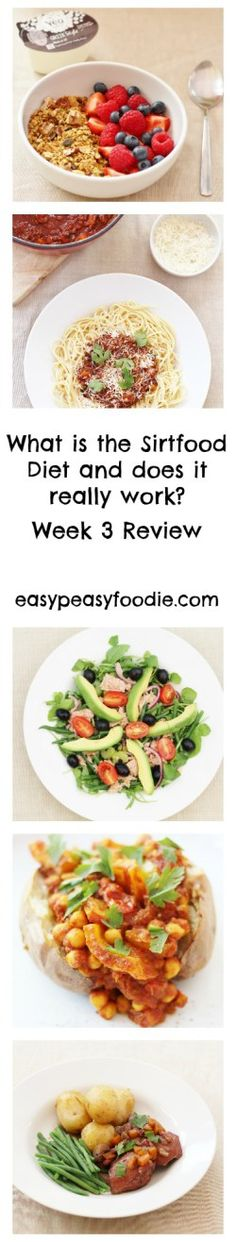 I've finally finished the Sirtfood Diet! But how did I get on in Week Did I lose weight? And what are my reflections on the diet overall? Entree Recipes, Easy Dinner Recipes, Great Recipes, Healthy Recipes, Healthy Meals, Recipe Ideas, Healthy Food, Favorite Recipes, Midweek Meals