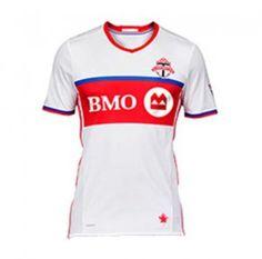b83afe2bf Toronto FC 2017-18 Season Away White MLS Soccer Shirt Jersey Toronto FC  2017-18 Season Away White MLS Soccer Shirt Jersey