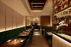 The best Indian restaurants in London Restaurant Indian, Restaurant Counter, Restaurant Concept, Modern Restaurant, Indian Interior Design, Restaurant Interior Design, Interior Ideas, Best Restaurants London, St Louis