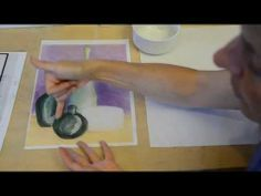 """""""The Admission Insider"""" Karen Kesteloot holds a one-on-one coaching session with a student on how to draw still life. Karen discusses the importance of color in still life drawing and how the right choice of color brings out inanimate objects to life."""