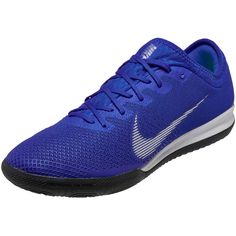 bf0ad8418523ff Buy these VaporX indoor soccer shoes from soccerpro.com Futsal Shoes, Nike  Soccer Shoes