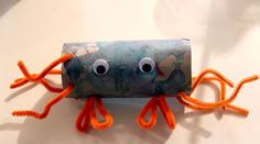 Brilliant Bundles: Crab Crafts and Activities for an Ocean Theme - Preschool