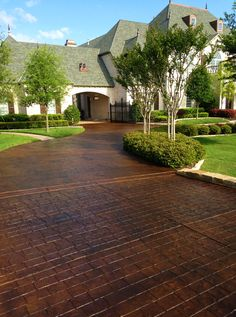 Get ideas on how to revamp your driveway with Concrete Craft. Visit our website to learn more about stamped concrete driveways designs, pictures & patterns!