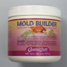 Mold Builder Pint #00779 -Liquid Latex Rubber