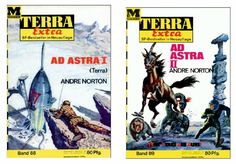 Terra Extra 89 - Ad Astra II  - THE STARS ARE OURS Nach den Erschütterungen des letzten verheerenden Krieges hatte eine gnadenlose Jagd auf die Wissenschaftler und ihre Angehörigen eingesetzt. Unter der Diktatur der PAX fiel die Erde in einen immer radikaleren Zustand zivilisatorischer Primitivität zurück. 80 Pf.