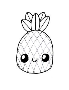 Holiday Coloring Sheets to Print Awesome Coloring Pages Kawaii Coloring Print Unusual Characters Fruit Coloring Pages, Spring Coloring Pages, Pokemon Coloring Pages, Cute Coloring Pages, Doodle Coloring, Animal Coloring Pages, Coloring Books, Coloring Sheets, Cute Easy Drawings