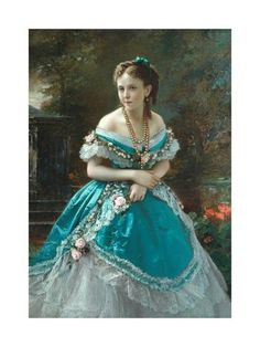 Giclee Print: Mrs Butterfield : 24x18in