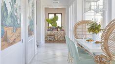Carolina coast dining room