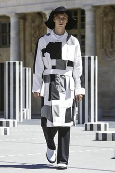 Etudes Studio Menswear Spring Summer 2016 Paris - NOWFASHION