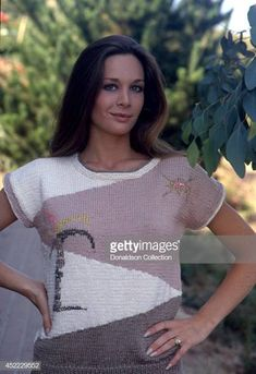 Actress Mary Crosby poses for a portrait session at home in circa 1980 in Los Angeles, California. Get premium, high resolution news photos at Getty Images Mary Crosby, Mary Pickford, Mary Blair, Los Angeles California, Celebs, Singer, Actresses, Poses, Portrait