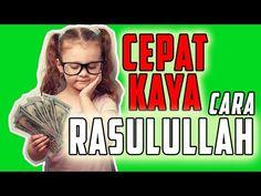 3 Cara Cepat Kaya Menurut Islam - Rahasia Bisnis Rasulullah - Rezeki Nempel Selalu Beruntung - YouTube Islamic Qoutes, Quran, Education, Videos, Youtube, Movies, Movie Posters, Style, Swag