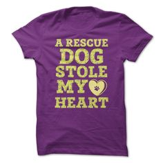 A rescue dog stole my heart: L