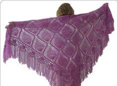custom make crochet shawl et item 1036 http://ift.tt/1SJsry4 mooncakeshop January 11 2016 at 09:30PM crochet Crochet jacket crochet dress crochet shawl Bridal Shawl wedding shawl boho chic shawl wrap crochet afghan shawl