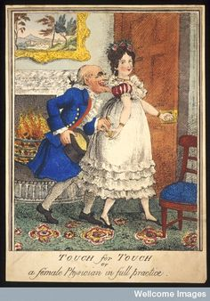 """The Syphilitic Whores of Georgian London"" from The Chirurgeon's Apprentice - A blog post about syphilis in 18th century London"