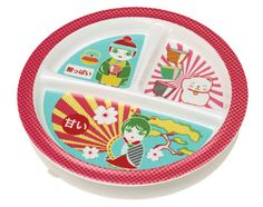 www.oreoriginals.com | Divided Suction Plate Sweet N Sour | Ore Originals Insulated Lunch ...