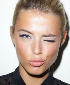 Dont Sweat It: How to melt proof your makeup during party season #summerbeauty #summer2013