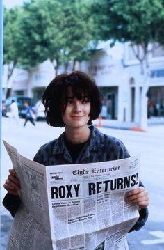 Winona Ryder, welcome back roxy caramichael