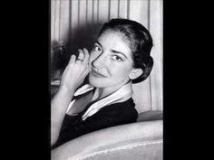 """Maria Callas: """"Pace, pace mio Dio"""" - Forza del Destino Verdi, 1954"""