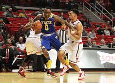 South Dakota State Jackrabbits vs. Denver Pioneers - 1/1/16 College Basketball Pick, Odds, and Prediction