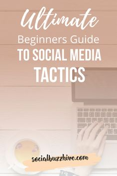 Simple Beginners Guide to Media Tactics for your new or Drive traffic to your site in easy, fun ways by engaging on social at the right times and with the top strategies. Social Media Automation, Social Media Analytics, Social Media Content, Social Media Tips, Social Media Marketing, Business Marketing, Marketing Automation, Digital Marketing Strategy, Content Marketing