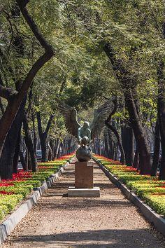 Paseo de la Reforma, México Distriito Federal