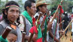 La paz y los Pueblos Indígenas en Colombia | Servindi - Servicios de…