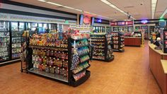 HFA designs convenience store interiors, electrical and plumbing systems, and even fueling stations.
