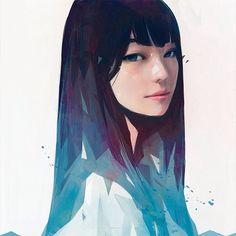 君去りし街#illustration #girl #girls #school #japan #drawing #photoshop #art #manga #love #follow #l4l #tflers #instagood #instalike #cute #beautiful #animeartshelp #artworksinsta #イラストレーター #絵 #画 #制服 #女子高生