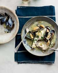 Greek seafood stew