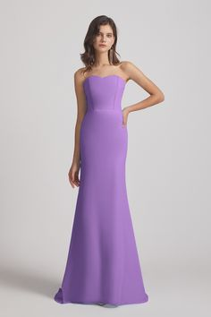 Customer review: Great communication. Made so quickly. We will buy here again and again. #Alfabridal #tahitidress #bridesmaiddress Inexpensive Bridesmaid Dresses, Long Bridesmaid Dresses, Bridesmaid Inspiration, Strapless Dress Formal, Formal Dresses, Chiffon Gown, Different Fabrics, How To Feel Beautiful, Maid Of Honor