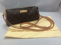 Louis Vuitton Eva Monogram Clutch. Get the trendiest Clutch of the season! The Louis Vuitton Eva Monogram Clutch is a top 10 member favorite on Tradesy. Save on yours before they are sold out!