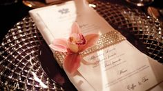 A touch of glamour to complement the menu. Weddings @FSToronto