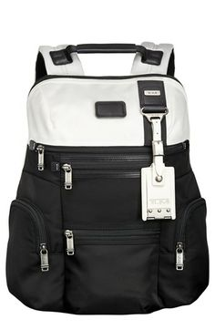 Tumi 'Alpha Bravo - Knox' Backpack |never loose this bag with internal tracking