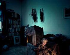 Home IV Holte, Denmark 'Home Works' by Joakim Eskildsen - LightBox