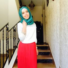 Spring outfit | MyhijabStyle