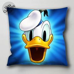 Donaldstar pillow case, cushion cover ( 1 or 2 Side Print With Size 16, 18, 20, 26, 30, 36 inch )