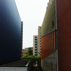 Doorkijkje #vscocam (bij Stadstheater Zoetermeer) // Fotograaf/photographer Eelco Coers //
