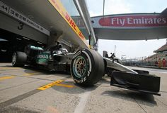 Check out the best of the photos from the first day of action at the #ChineseGP: http://f1.com/1EfG2GQ  #F1inChina