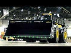 Excavadoras Gigantes, Maquinarias de trabajo pesadas mas grandes del mundo - YouTube