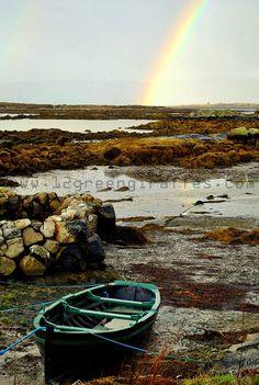 Ireland Landscape Photograph of a Connemara von 12GreenGiraffes, $29.00